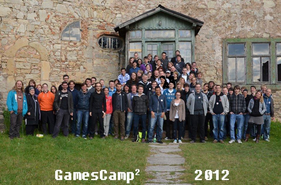 Das Gamescamp 2012 – drei intensive Tage für Diskussion, Austausch und Spiel