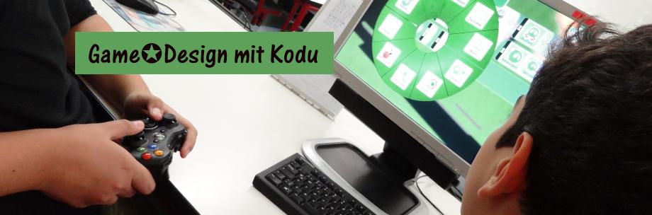 GamesLab Werkstatt : Game★Design mit KODU : Das Projekt