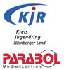 Logos: KJR Parabol