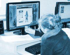 Avatare gestalten und Profilbogen ausfüllen : Was für ein Spielertyp bin ich?