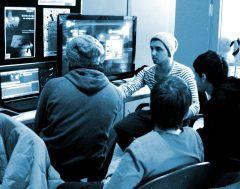 Eigener Workshop der Jugendlichen vom Maxtreff: Wie produziert man Videoreviews