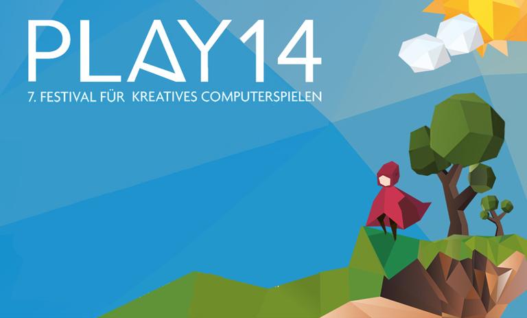 16.-20.09. Play14 // Festival für kreatives Computerspielen