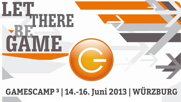 Gamescamp³ – das Barcamp für Gamer vom 14.-16. Juni 2013