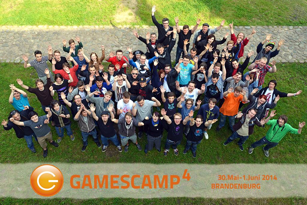 Gamescamp 2014 im Videorückblick