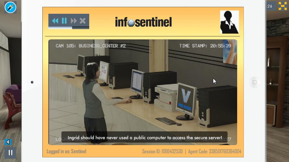 Info-Sentinel