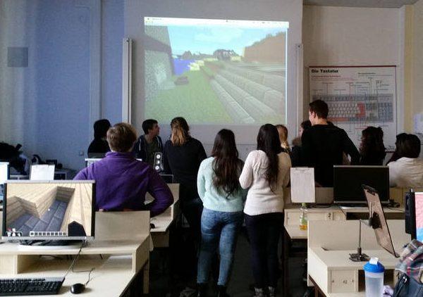 """Arbeitsmaterialien für Minecraft Workshops """"Meere und Ozeane"""""""