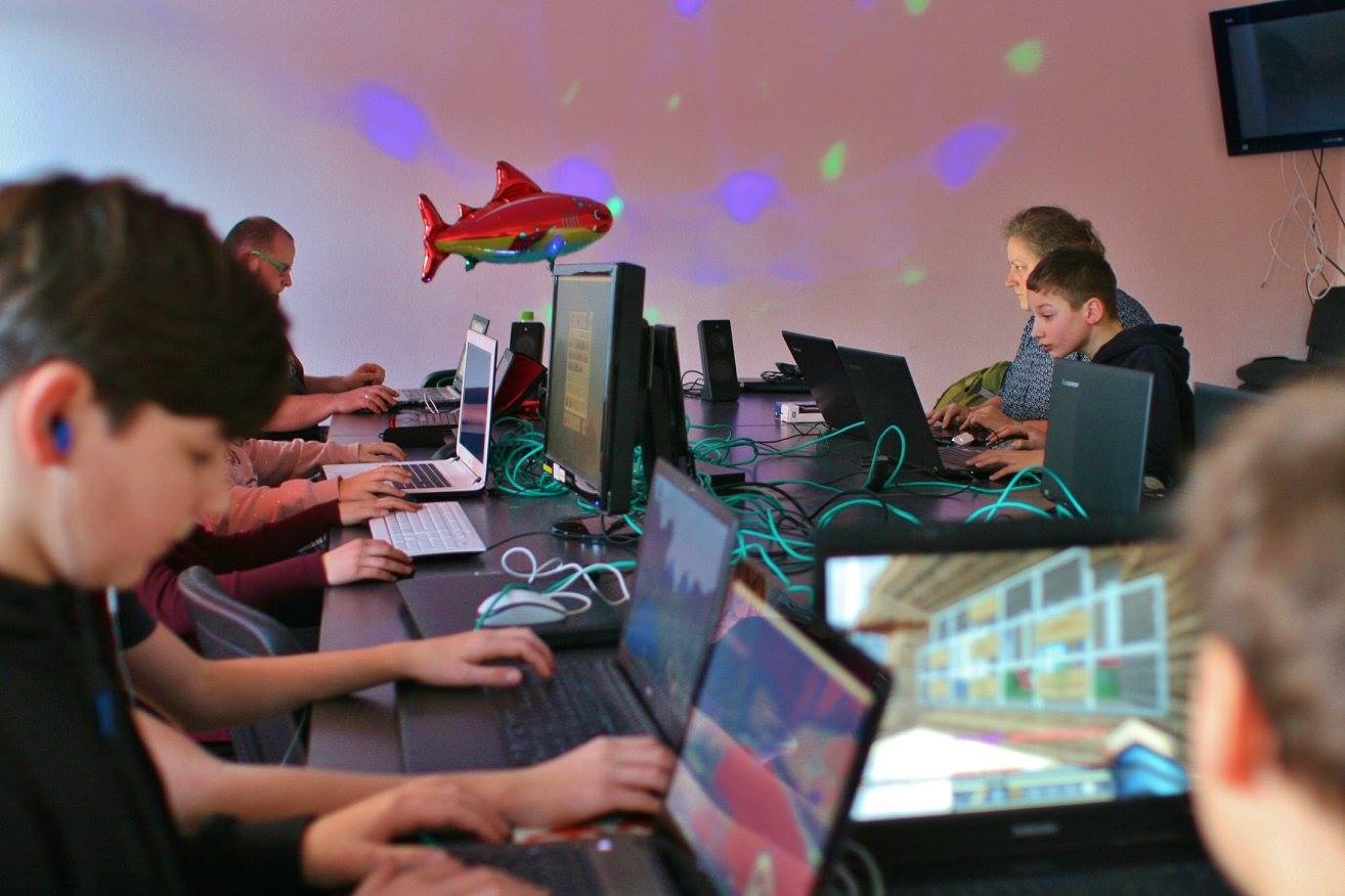 """Minecraft Workshops zum Thema """"Meere und Ozeane"""""""