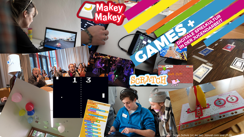 Materialsammlung Games + digitale Spielkultur in der Jugendarbeit