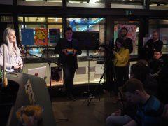 Talk 4 Diversity und Games der Compuiterspieleakademie